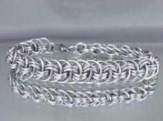 Viper Basket Chainmail Bracelet by Pharewings