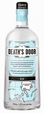 Gin  Death´s Door   47º