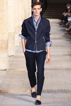Hermès menswear Spring Summer 2014 collection
