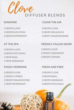 Essential oils provide a powerful, natural way to support your body and mind. Learn what doTERRA essential oils can be used for and how to use them. Clove Essential Oil, Essential Oil Diffuser Blends, Doterra Essential Oils, Doterra Diffuser, Doterra Blends, Cinnamon Bark Essential Oil, Peppermint Essential Oil Uses, Cinnamon Oil, Pure Essential
