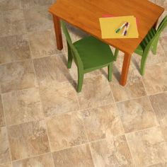 What are the benefits of Naturcor vinyl flooring?