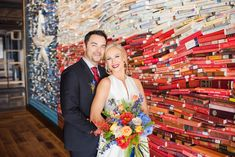 Kati Hewitt Photgraphy The George Hotel Red, White, Blue Wedding College Station, TX - Century Square
