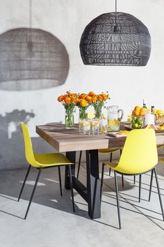 Small Swivel Chairs For Living Room Key: 1250035661 Yellow Dining Chairs, Wicker Dining Chairs, Farmhouse Table Chairs, Shabby Chic Table And Chairs, Mid Century Dining Chairs, Accent Chairs For Living Room, Upholstered Dining Chairs, Dining Furniture, Dining Table