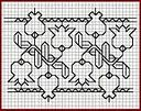 Blackwork Lilies of the Valley?