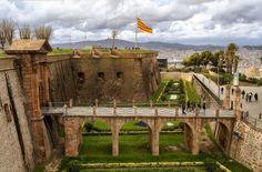 Castillo de Montjuic. Barcelona