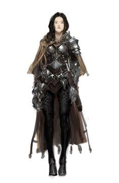 Resultado de imagem para warrior character sketch