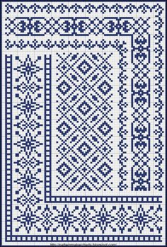 Free Easy Cross, Pattern Maker, PCStitch Charts + Free Historic Old Pattern Books: Easy Cross