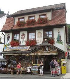 Triberg, Black Forest, Germany