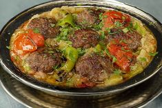 Söğürmeli Kebap Tarifi, Nasıl Yapılır?(Resimli Anlatım)-Yemek.com - Yemek.com Turkish Kitchen, Food Decoration, Kebabs, Iftar, Turkish Recipes, Diy Food, Cooking Recipes, Beef, Dinner