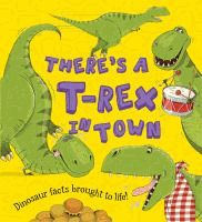There's a T. Rex in Town - Aleksei Bitskoff