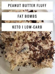 "TweetEmail TweetEmail Share the post ""Peanut Butter Fluff Fat Bombs I Low Carb & Keto Friendly"" FacebookPinterestTwitterEmail A lot of my friends at church have been following a ketogenic lifestyle for a while. Last week at one of our ladies board meetings, a friend of mine shared this recipe with me for Peanut Butter Fluff.continue reading..."