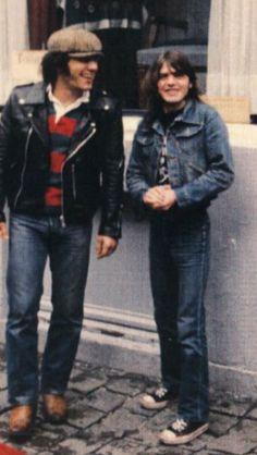 Brian and Malcolm