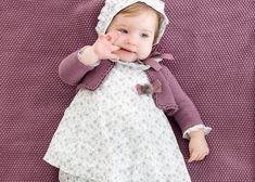 Nueva colección de moda bebé de Pili Carrera