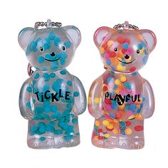 Picture of Jelly Bears Key Chain