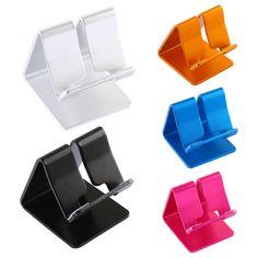 7x7x6 cm nhôm hợp kim bàn bảng máy tính để bàn đứng chủ cho di động điện thoại tablet/ipad/e-book fw1s