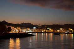 Picture of the Day - Muttrah Corniche http://omanpocketguide.com/  photo credit: Ashwin G Rao / FB
