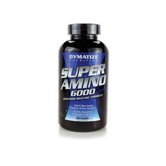 Super Amino 6000, 345 Cplts AED286.00