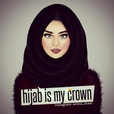 Image discovered by Find images and videos about girl, islam and hijab on We Heart It - the app to get lost in what you love.