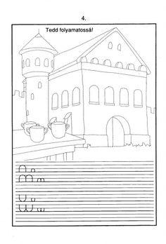 Írogató - kisferenc.qwqw.hu Sheet Music, Literature, Printables, Letters, Album, Education, School, Archive, Kid Games