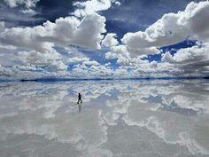 Salary de Uyuni, Bolivia