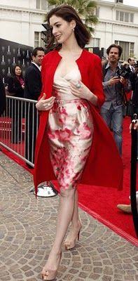 Anne Hathaway is so classy