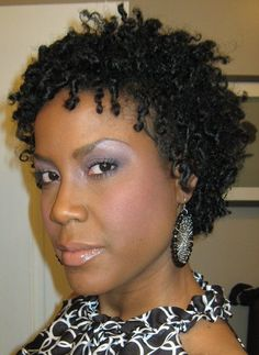 Incredible Natural Curly Hairstyles Woman Hairstyles And Curly Girl On Pinterest Short Hairstyles For Black Women Fulllsitofus