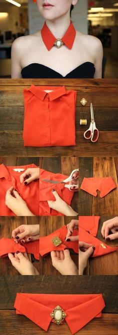 See how to make this stylish collar necklace. It's going to be easy and fun and you will enjoy making them.