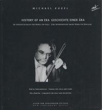 Michael Kugel's viola book on Shostakovich Sonata for viola and Bartok viola concerto