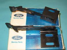 NOS 1965-68 Ford Mustang Convertible Top Hold Down Clamp Set