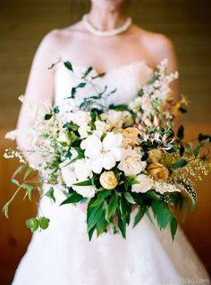 Clematis Honeysuckle Bouquet |
