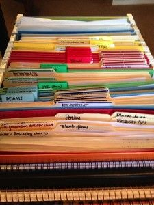 Are you organized enough? - Organize Your Family History  Great Article!