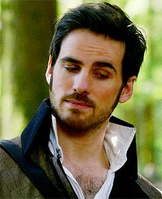 Captain Hook Killian Jones Colin O'Donoghue Once Upon A Time If you take place like thanks Miriam