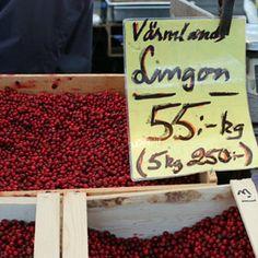 Swedish Lingon Berries