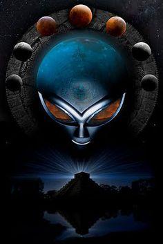 UFO: alien moons