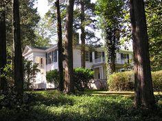 Home of William Faulkner