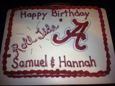 Alabama football cakebut oregon instead Football