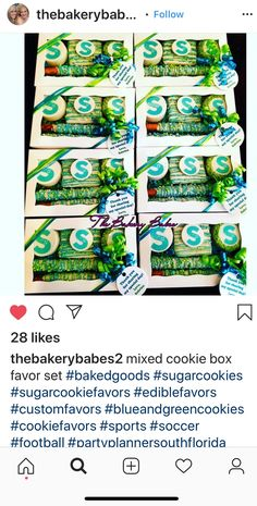 Sending guest home with a sweet treat. Cookie Box, Cookie Favors, Edible Favors, Cute Bat, Cute Wedding Ideas, For Your Party, Bar Mitzvah, Wedding Favors, Sweet Treats