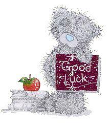 Glitter Gif Picgifs tatty teddy 6784551 Good luck