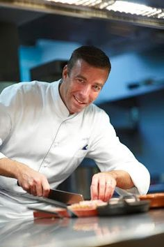 Chef Lionel Rigolet. A good career choice could be a professional chef.