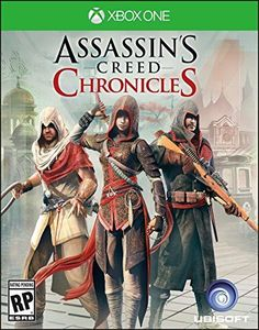Assassins Creed Chronicles  Xbox One Standard Edition *** Click image to review more details.Note:It is affiliate link to Amazon.