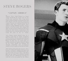 Captain America || Steve Rogers || Avengers Initiative by wintershield || 500px × 500px || #fanedit