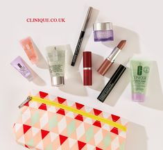 It's Clinique Gift Time On Clinique.co.uk. Build your own beauty gift when you spend £55 or more.