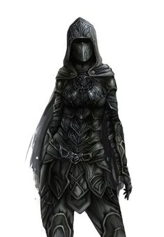 nightingale armour from skyrim - definitely one of my favorites, alongside the Dark Brotherhood armor.
