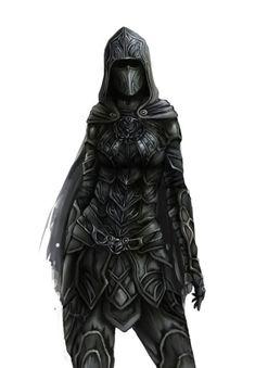 nightingale armour from skyrim - definitely one of my favorites, alongside the Dark Brotherhood armor.