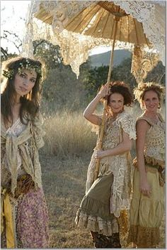 I'll give thee fairies to attend thee...Peaseblossom, Moth and Mustardseed.