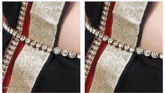 Kamarband and Belly Chains Stylish Women's kamarband Base Metal: Alloy Plating: Gold Plated Stone Type: Artificial Stones Type: Chain Multipack: 2 Sizes: Free Size Country of Origin: India Sizes Available: Free Size   Catalog Rating: ★4.1 (1748)  Catalog Name: Diva Fancy Women Kamarband CatalogID_912237 C77-SC1420 Code: 872-6016116-156
