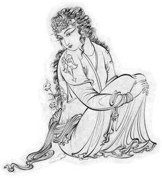 Reza Mahdavi, minaytür Devin Art, Cultural Artifact, Persian Motifs, Iranian Art, National Art, Painted Books, Book Illustration, Islamic Art, Archaeology