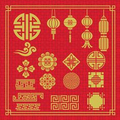 More than a million free vectors, PSD, photos and free icons. Exclusive freebies and all graphic resources that you need for your projects Chinese Theme, Chinese Element, Chinese Art, Chinese China, Presentation Example, Asian Image, Chinese New Year Greeting, Chinese Patterns, Cute Easy Drawings