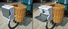 ice cream bike handwash unit!