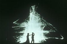STAGE IN ACTION - LA ESCENA EN ACCIÓN: Unseen pictures of Josef Svoboda (set designer)